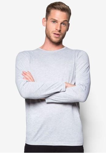 基zalora 台灣門市本款長袖TEE, 服飾, T恤
