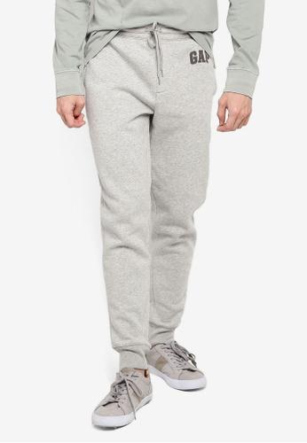 GAP grey Modern Logo Pants 3A6CFAA80A9123GS_1