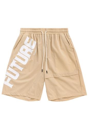 Twenty Eight Shoes Trend Printed Shorts 3011S20 DA7C6AAD4CDA19GS_1