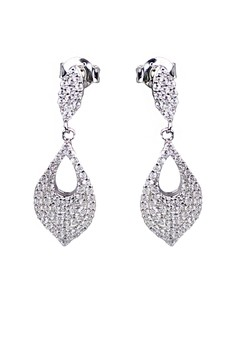 Antiquated Silver Earrings