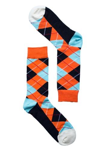 KOZA multi KOZA Argyle Classic Sock 9A882AA0A6CE7FGS_1
