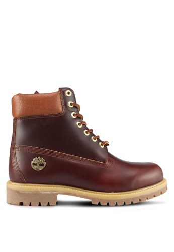 Timberland brown Icon 6 Inch Premium Boots EE193SH1ED57E7GS_1