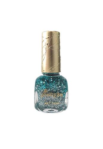 Pretty2u blue Candy Nail Polish-51 PR716BE37QMCMY_1