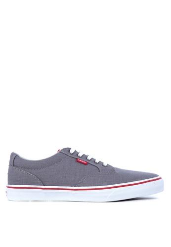 Vans grey Winston Sneakers VA142SH46QBPPH_1