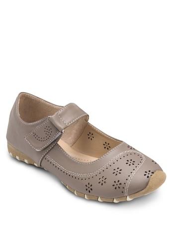 舒適雕花走步鞋, 女鞋zalora taiwan 時尚購物網鞋子, 鞋
