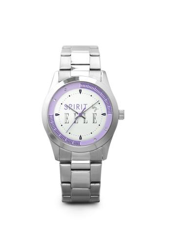 ELLE purple Fashion Ladies Watch SP241AC19LNOMY_1