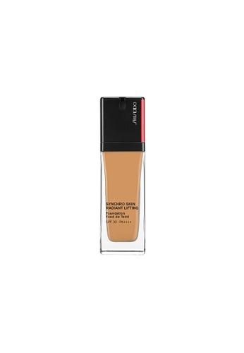 SHISEIDO Shiseido Makeup Synchro Skin Radiant Lifting Foundation - 360 Citrine D705BBEECFA7D7GS_1