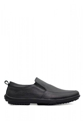 D-Island black D-Island Shoes Office Slip On Genuine Leather Black 2BDD7SHF2AC28BGS_1