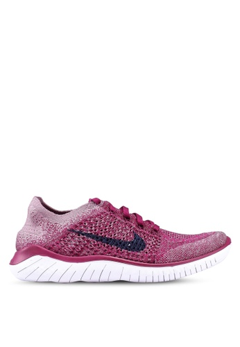 dd8f08650a19 Buy Nike Nike Free Rn Flyknit 2018 Shoes Online on ZALORA Singapore