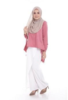 KEVAY.CO pink Yuni blouse KE754AA04KLJMY_1
