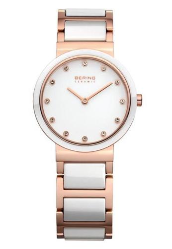 Bering gold Ceramic 10729-766 White 29 mm Women's Watch 5C1F5AC85B5EF0GS_1