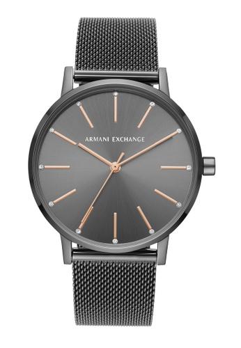 Armani Exchange grey Watch AX5574 F262AAC75C6B17GS_1