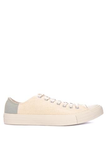 Converse multi and beige Chuck Taylor All Star Jute Americana Sneakers 4FA7ESHD0A5EA8GS_1