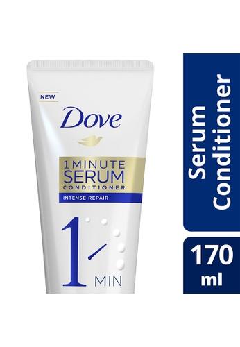 Dove n/a Dove Intense Repair 1 Minute Serum Conditioner 170ml C258FBE3383C00GS_1