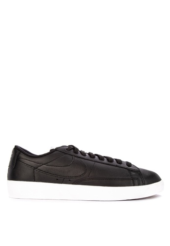 Nike black Nike Blazer Low LE Shoes 40C5FSHF44493AGS_1