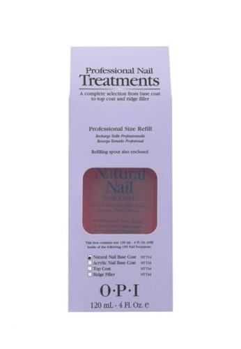 O.P.I NTT14 - Natural Nail Base Coat - Refill A07C5BE16A0991GS_1