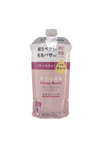 KAO KAO PYUAN Charge Beauty Conditioner (Refill) 340ml (Pink) 7ED66BE46BCCDCGS_1