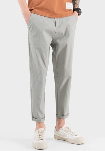 HAPPY FRIDAYS Ice Silk Feeling Casual Pants AP-J2066-1-2 03FF3AAC336366GS_1
