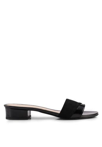 Bata 黑色 Bata Women Sandals 9BC94SH8B633B3GS_1