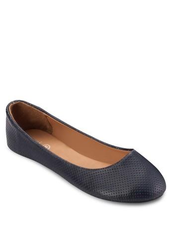 動物紋esprit 澳門平底鞋, 女鞋, 鞋