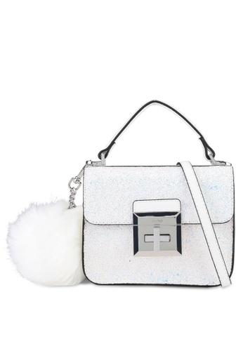 ALDO white Chiadda Handbag B5528ACEAA1657GS_1