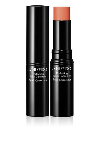 Shiseido beige Shiseido Perfecting Stick Concealer, Deep (66) SH514BE0GQ5WSG_1