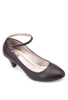 Palmetta High Heels