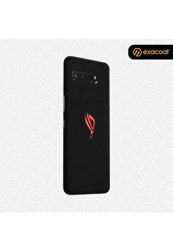 Exacoat Asus ROG Phone 3 3M Skins Matte Black - Cut Only 6D186ESFA645D9GS_1