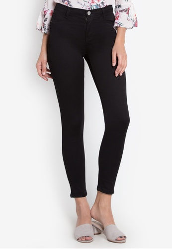 Dorothy Perkins black Small Frankie Jeans DO101AA0JV0ZPH_1