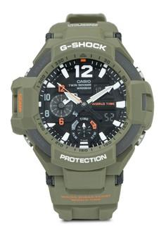 Casio G-Shock 手錶 GA-1100KH-3ADR