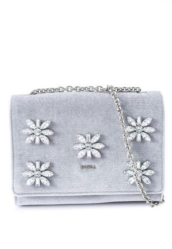 Furla silver Furla Viva Mini Pochette Bag B4E5EAC65E9BE7GS_1