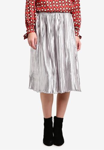 Glamorous silver Ladies Skirt GL059AA0RZ4CMY_1