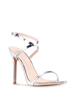 71c746915d0de MISSGUIDED Pointed Toe Barely There Heels HK  309.00. Sizes 3 7