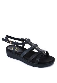 Cesaria Flat Sandals