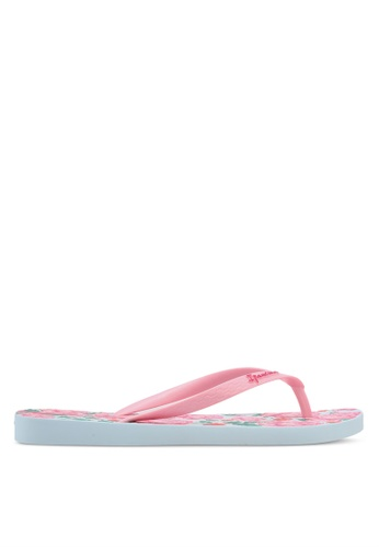 Ipanema pink and blue Ipanema Everyday Flip Flops IP362SH0ST5ZMY_1