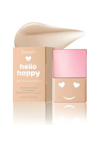 Benefit beige Hello Happy Soft Blur Foundation Mini Shade 04 8ECD9BE1CAEB69GS_1