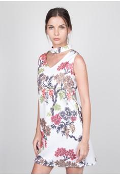 Premium Choker Dress