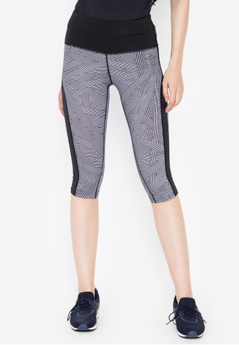 fee08868936e41 Shop Danskin Training Collection Capri Pants Online on ZALORA ...