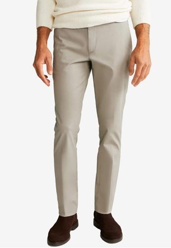 qualité incroyable techniques modernes officiel Slim Fit Serge Chino Trousers