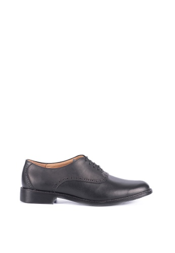 Bristol Shoes black Barnes Saddle Derby BD4D5SH864BD44GS_1