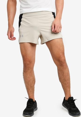 LARGE UNDER ARMOUR Men/'s UA Storm 3//4 Running Pants NWT Reflective Logos SIZE