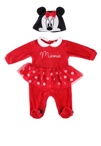 OVS red Themed Onesie 04AECKA6342C4AGS_1
