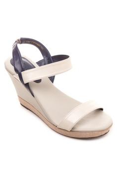 Oceana Wedge Sandals