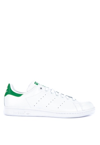 adidas white adidas originals stan smith 23147SH8BF78F6GS_1