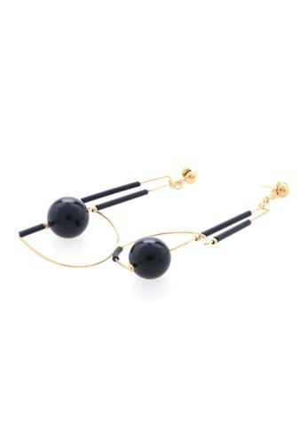 1901 Jewelry black 1901 Jewelry Chelonia Earring 19910AC39DIYID_1