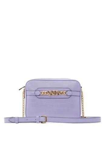 Call It Spring purple Kambala Crossbody Bag 4B080AC13E901AGS_1