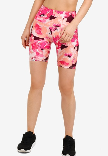 Cotton On Body multi Highwaisted Bike Shorts 4C456AA3EA6F89GS_1