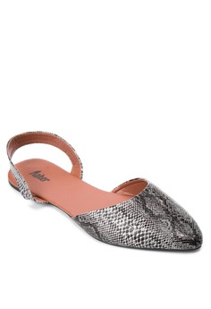 Sally Pointed Flats