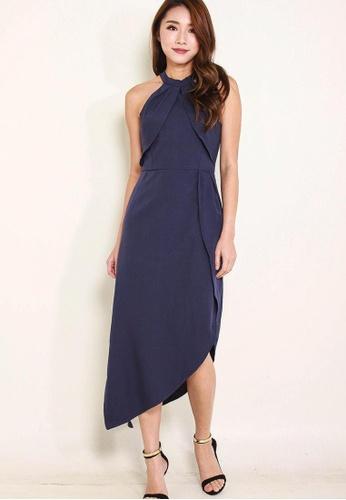 Leline Style blue Bautrice Dress LE802AA0FUCPSG_1
