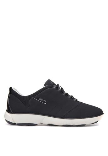 Geox black Nebula Sneakers FA630SH8D2639AGS_1